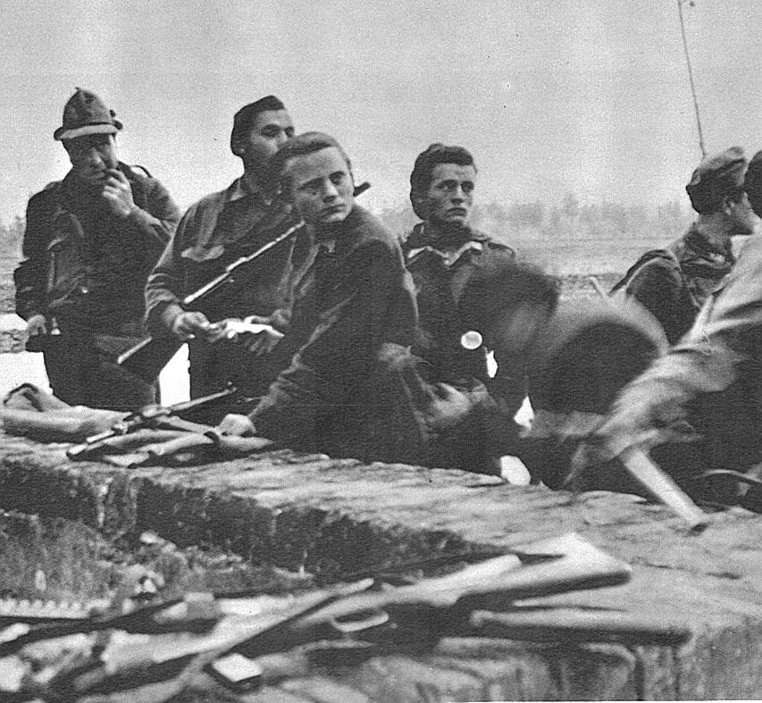 Partigiani in Valdossola