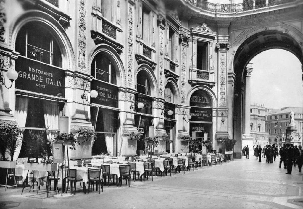 ristorante grande italia