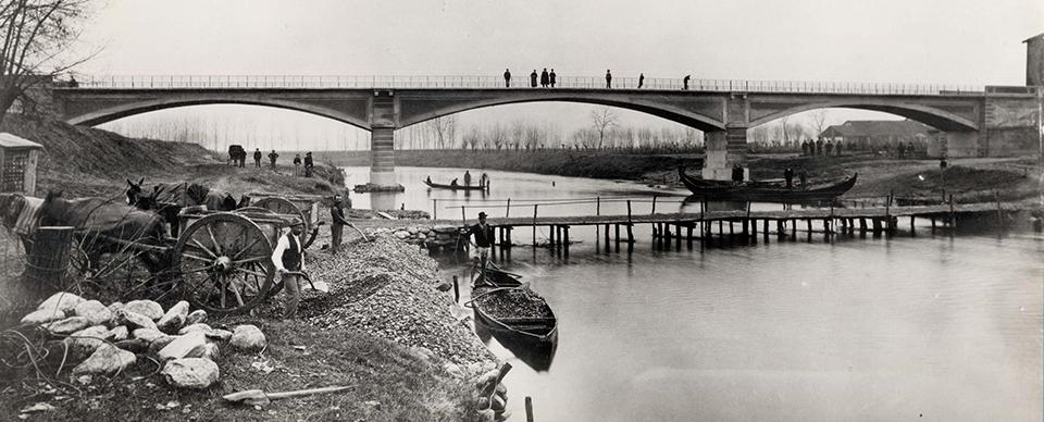 Da C'era una volta il Po. Tradizioni e cultura popolare sulle rive del grande fiume in Piemonte, di Gian Vittorio Avondo.