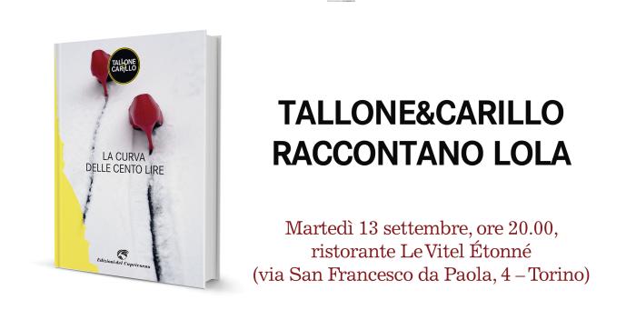 Tallone&Carillo al Vitel Étonné