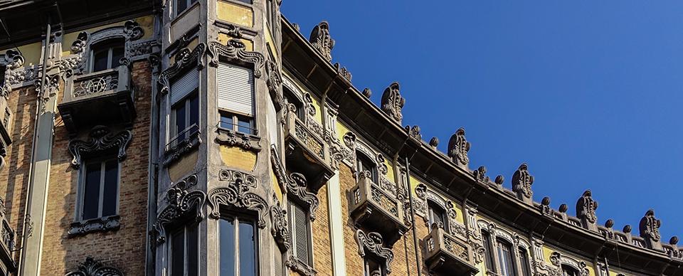 Da Alla scoperta della Torino Liberty, di Beatrice Coda Negozio, Roberto Fraternali e Carlo Luigi Ostorero.