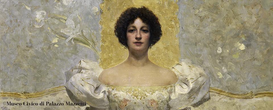 Da Pittura piemontese dell\'Ottocento. 35 capolavori, di Alberto Cottino.
