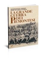 La Grande Guerra dei piemontesi - Edizioni del Capricorno