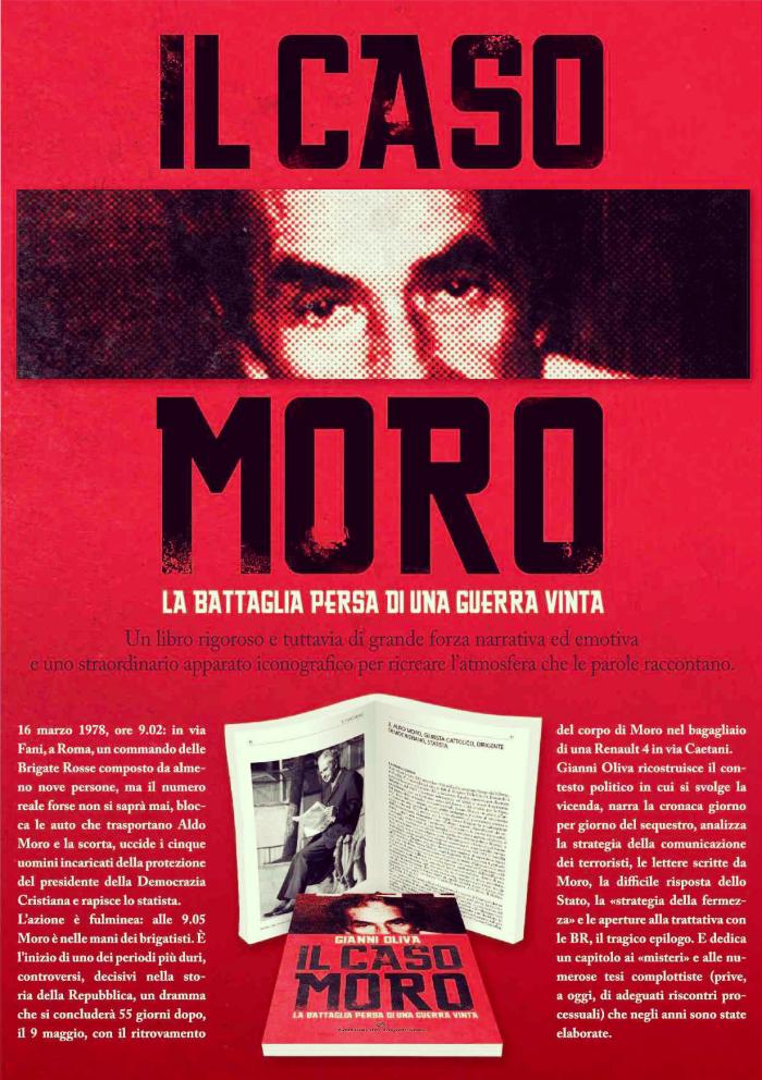 Il caso Moro, di Gianni Oliva – Edizioni del Capricorno