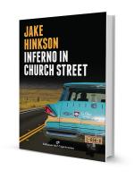 Inferno in Church Street di Jake Hinkson - Edizioni del Capricorno