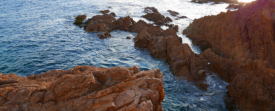 itinerari imperdibili – Costa Azzurra, di Annalisa Porporato e Franco Voglino.