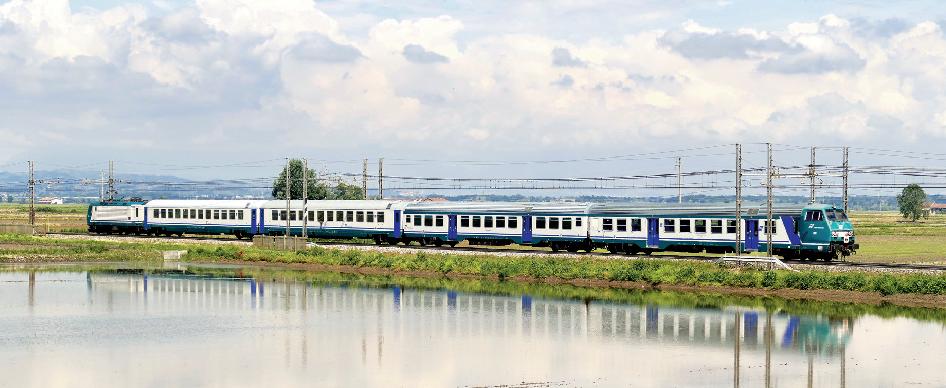 Treni e ferrovie del Piemonte, di Diego Vaschetto.