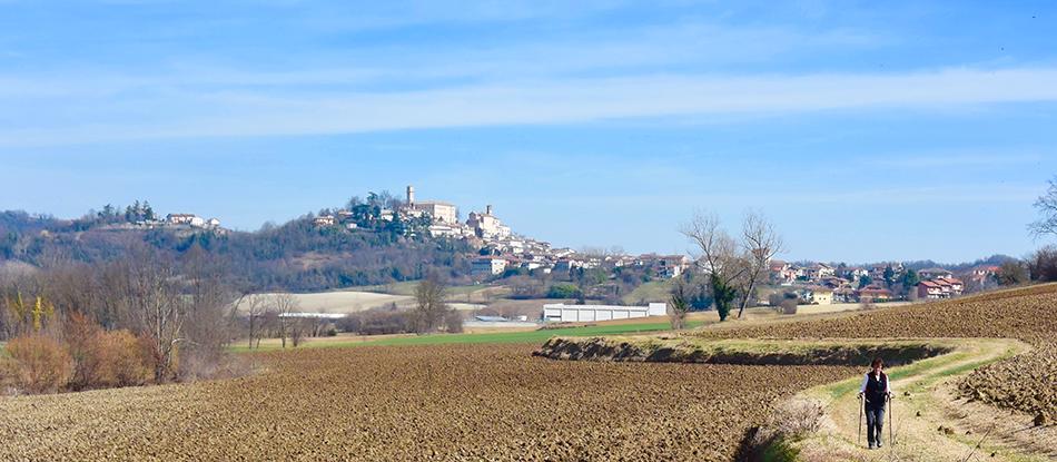 Cammini storici del Piemonte, di Franco Grosso.