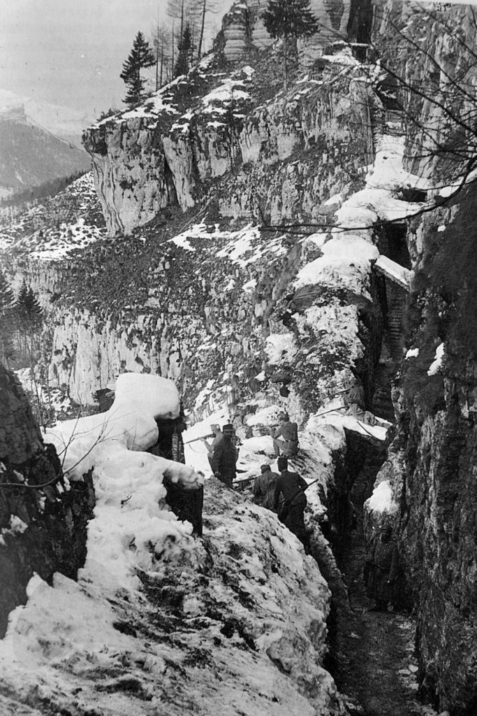 il forte Dosso delle Somme