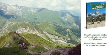 mountain bike in piemonte e valle d'aosta