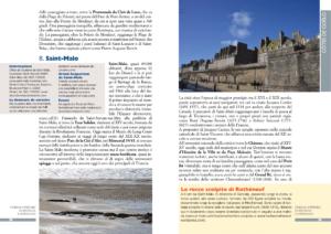 Itinerari in Bretagna e Normandia 3