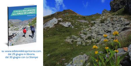Nuove uscite Le più belle escursioni nelle valli di Lanzo, Edizioni del Capricorno