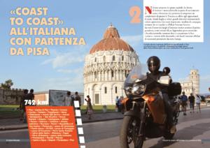 In moto in Toscana 1