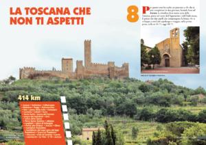 In moto in Toscana 4