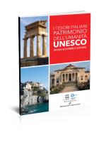 tesori italiani patrimonio dell'umanità dell'UNESCO