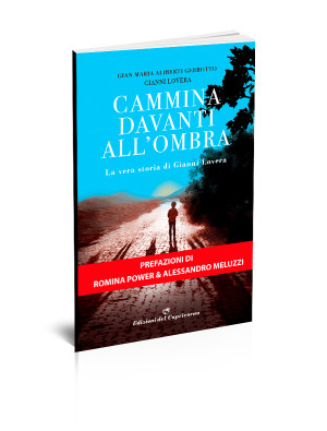 Cammina davanti all'ombra