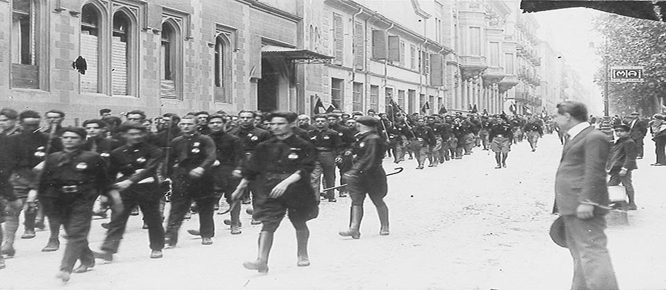 La nascita del fascismo a Torino, di Nicola Adduci, Barbara Berruti e Bruno Maida.