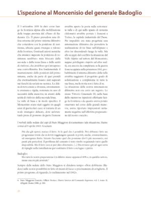 Moncenisio IX settore 1