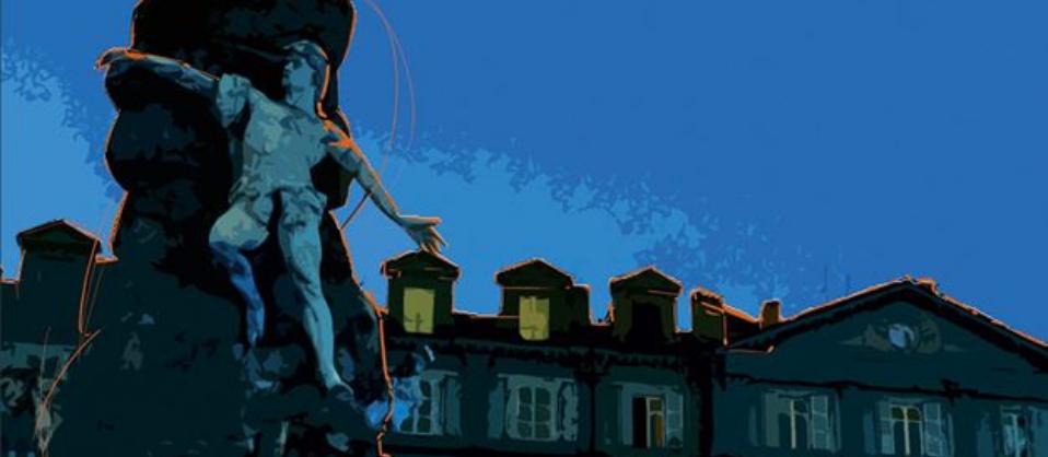 Il fantasma di piazza Statuto, di Massimo Tallone.
