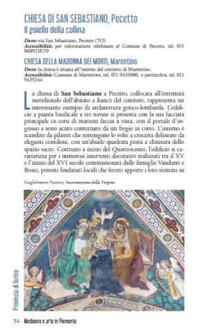 medioevo e arte in Piemonte 1