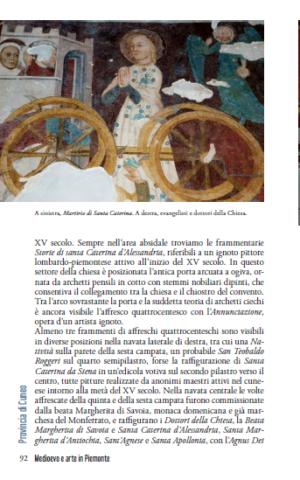 medioevo e arte in Piemonte 2