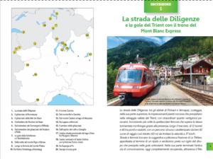Dal treno alle vette sulle Alpi Occidentali
