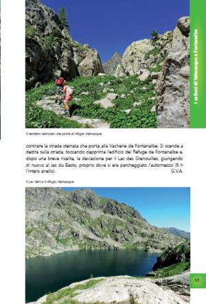 I più bei laghi delle Alpi Occidentali