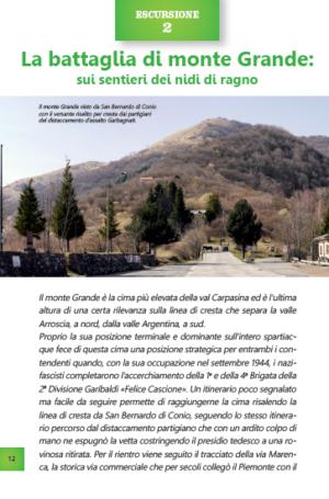 Sui sentieri della guerra partigiana in Piemonte