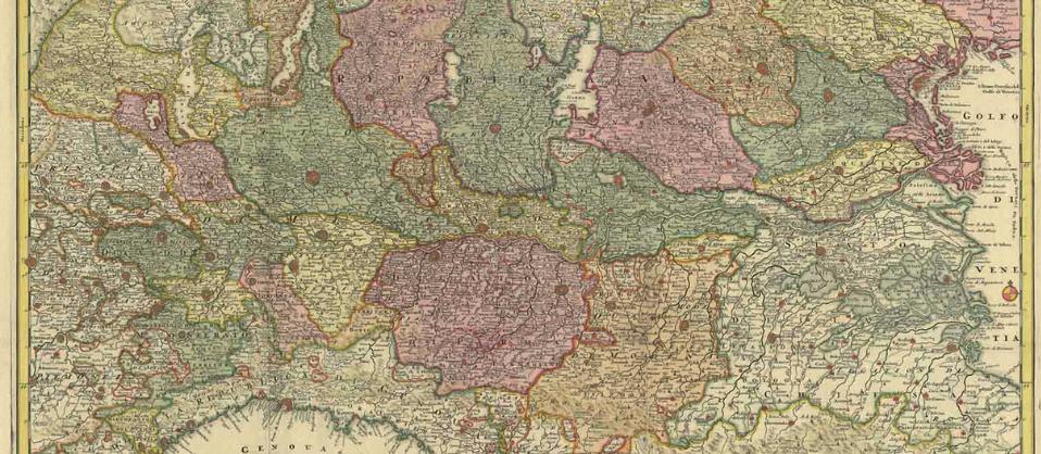 Storia dei confini d\'Italia - Il lombardo-veneto, di Alessio Anceschi.