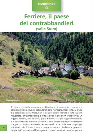 Villaggi fantasma nelle valli occitane 1