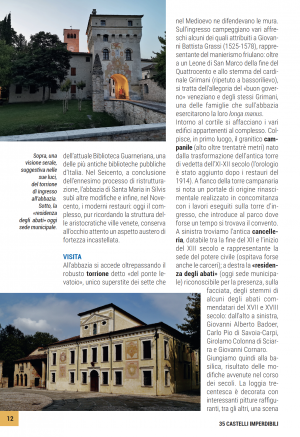 35 castelli imperdibili del Friuli Venezia Giulia 4