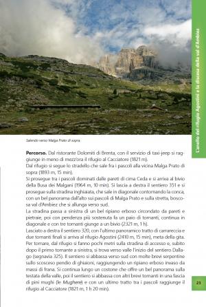 I sentieri più belli del Trentino 2