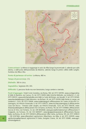 A piedi sulle colline di Langhe Roero e Monferrato